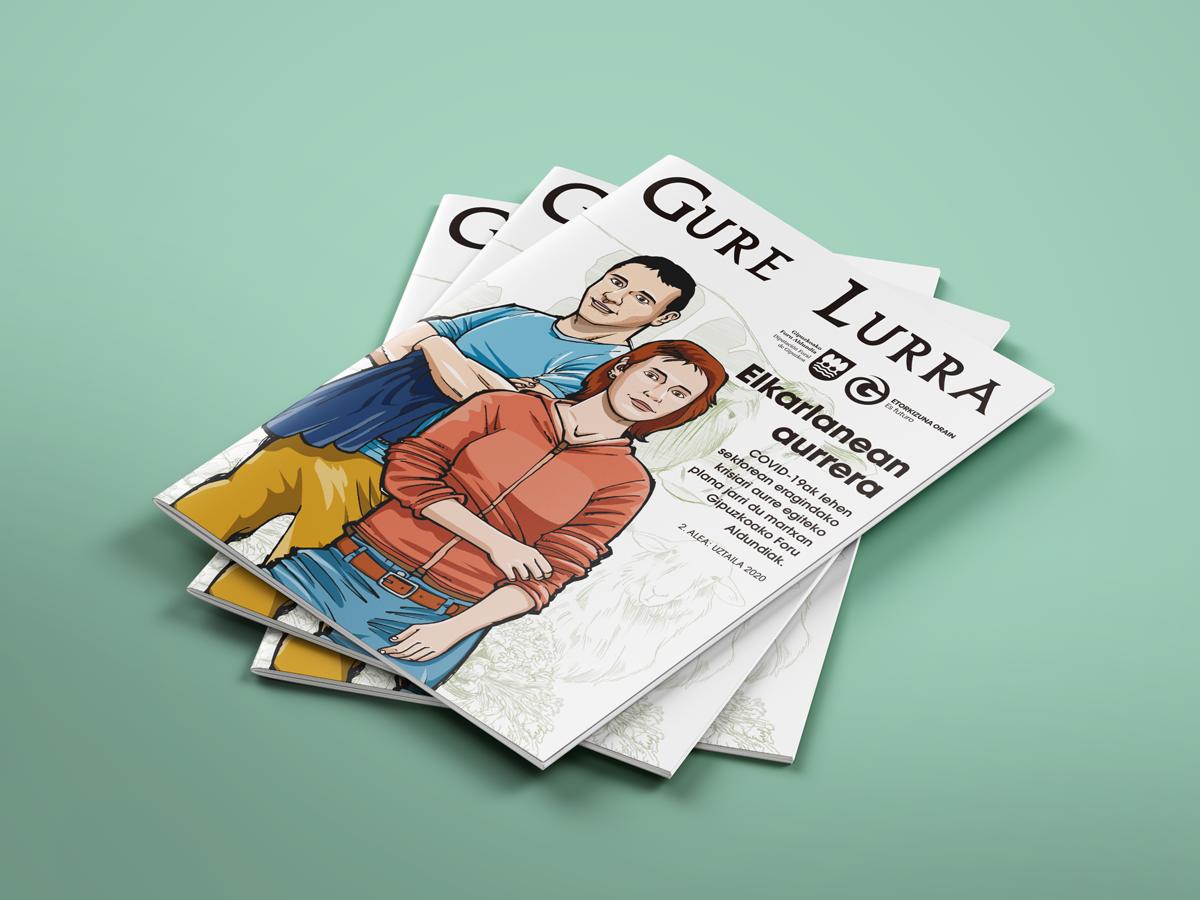 Gure Lurra aldizkaria