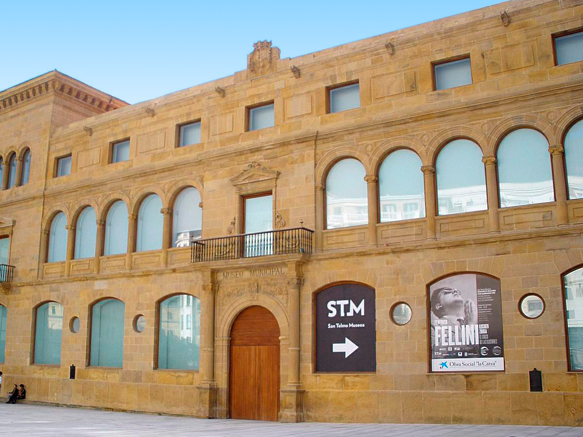San Telmo Museoaren eraikina
